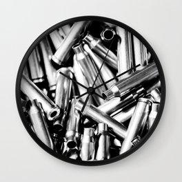 .223 Casings Wall Clock