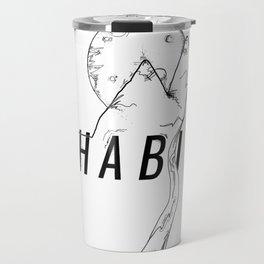herHABITAT Logo Travel Mug
