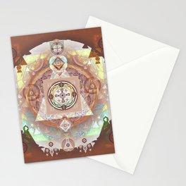 Soul of a Warrior Mandala Stationery Cards