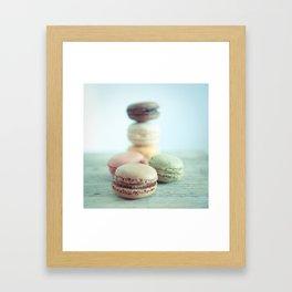 Pastel Dreams Framed Art Print
