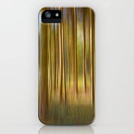 Concept nature : Magic woods iPhone Case