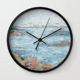 Goat Island Wall Clock