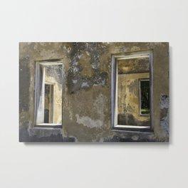 Horton House Ruins Metal Print