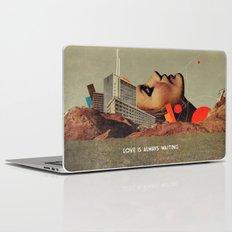 Love Is Always Waiting Laptop & iPad Skin