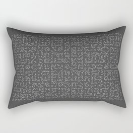 nails Rectangular Pillow