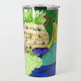 Fruit Bowl 1956 Travel Mug