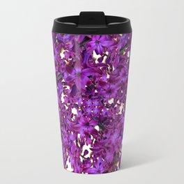 """Purple Hyacinth"" Garden Queen Floras Travel Mug"