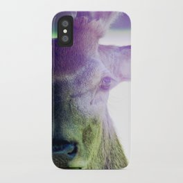 look at me. iPhone Case