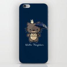 Hello Neighbor iPhone & iPod Skin