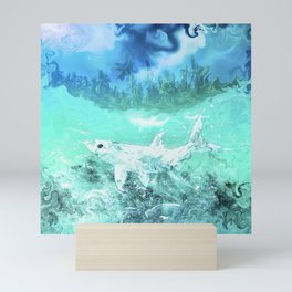 Tarpon Water Mini Art Print