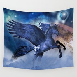 Little Pegasus Wall Tapestry