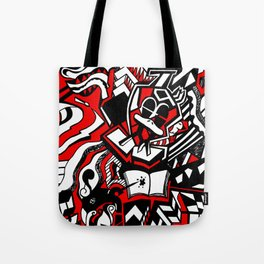 ducktism Tote Bag