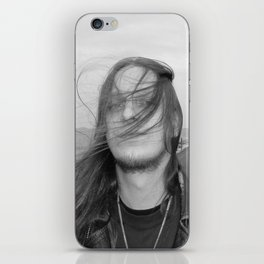 Fenriz Holy Island 3 iPhone Skin