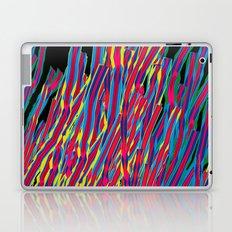 ribbons attack Laptop & iPad Skin
