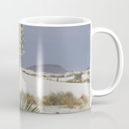 White Sands Soap Yucca Coffee Mug