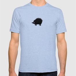Angry Animals: hedgehog T-shirt