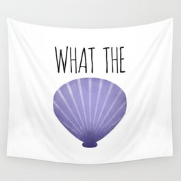 What The Shell Wall Tapestry