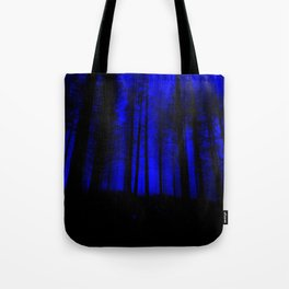 fantasy forest at night Tote Bag