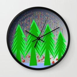 Christmas Dreamer   Christmas Spirit Wall Clock