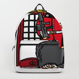 British Vacation Backpack