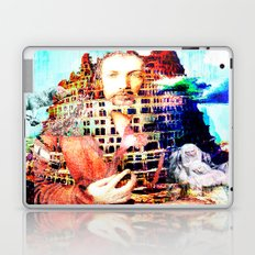 The Mystic Lamb Laptop & iPad Skin