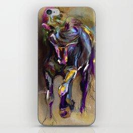 Unbridled. iPhone Skin