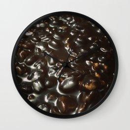 coffeeXcocao Wall Clock