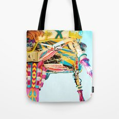 Love A Fair . . . The Fighter  Tote Bag