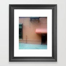 Puttanesc...NYC Framed Art Print