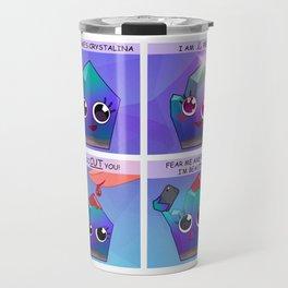 Crystalina Travel Mug