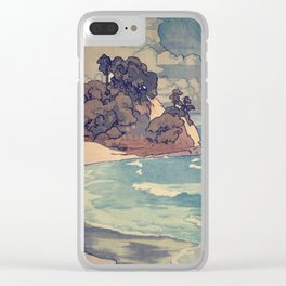 Storms Rise in Dahan Clear iPhone Case