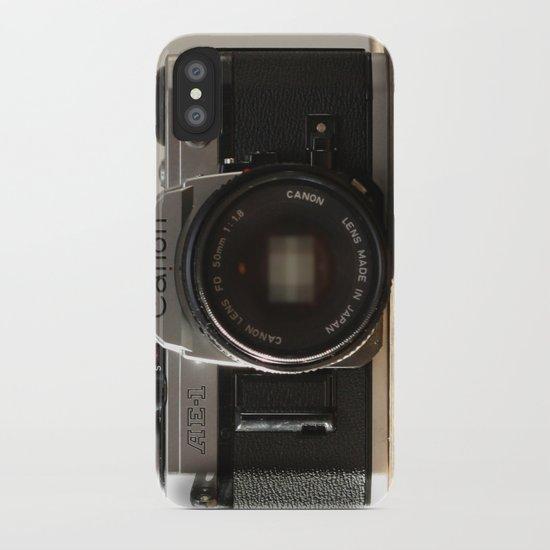 film camera  iPhone Case