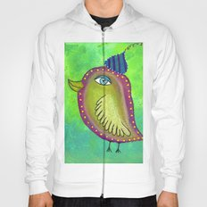 Quirky Bird 4 Hoody