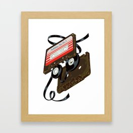 Awesome Mix Vol 2 Framed Art Print