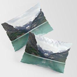 Lake Louise #mountains Pillow Sham