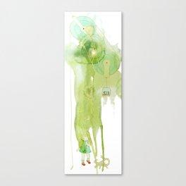 Help is Near Canvas Print
