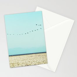 Pelican Paradise Stationery Cards