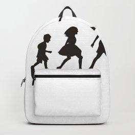 Kind zu Jesus Backpack