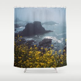 Yaquina Head Shower Curtain