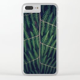 Cavity of Life Clear iPhone Case