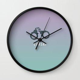 Will Gorski - SENSE8 Wall Clock
