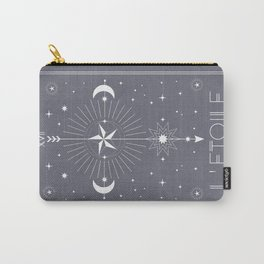 L'Etoile or The Star Carry-All Pouch