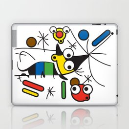 Ooh Zoo – art-series, Miro Laptop & iPad Skin