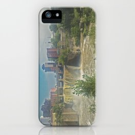 High Falls  on the Genesee River iPhone Case