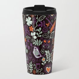 Seamless pattern can be used for wallpaper, pattern fills, web page background,surface textures. Gor Travel Mug