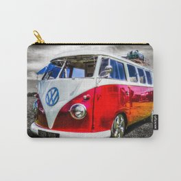 Classic VW camper van Carry-All Pouch