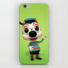 Bondzo the winglees BumbleBee iPhone & iPod Skin