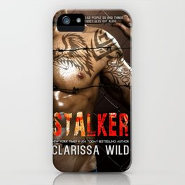 Stalker Cover iPhone Case