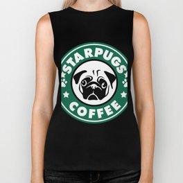 Starpugs Coffee Biker Tank