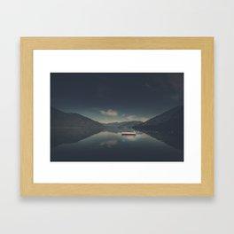 Canada Day Framed Art Print